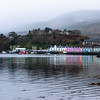 Portree at dusk