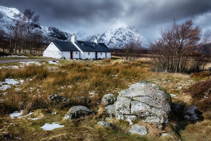 The cottage Glencoe