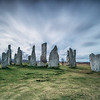 The equinox at Callanish with a ghost