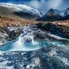 Fairy cascades, Skye