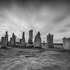 The equinox at Callanish with a ghost (Lewis)