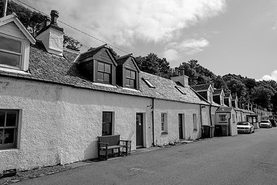Old Cottages at Applecross