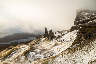 Storr in the Morning