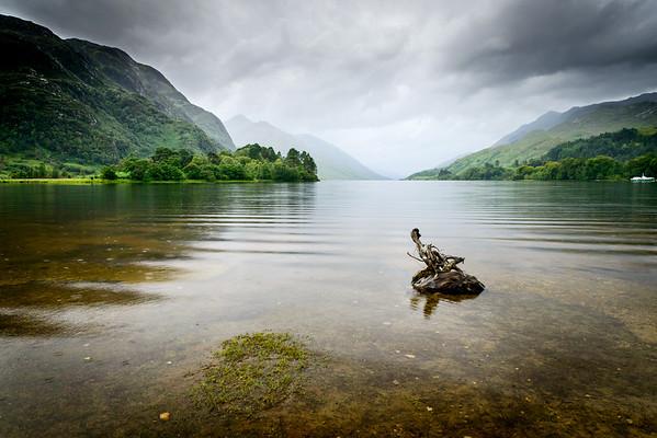 Clear Waters of Loch Shiel