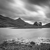 Long Exposure over the Pap of Glencoe