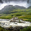 Dark Skies over Glencoe