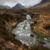 On the way to the Fairy Pools