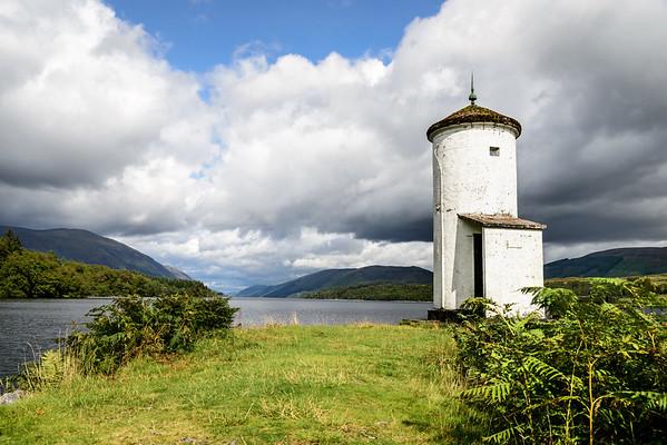 At Loch Lochy