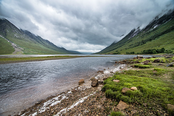 The Shores of Loch Etive