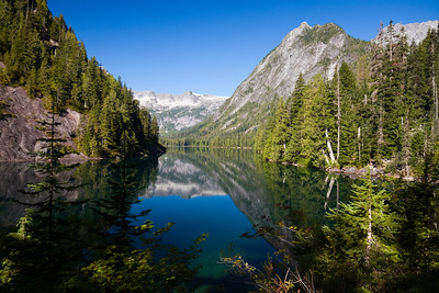 Statlu Lake, British Columbia, Canada