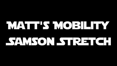 Samson Stretch