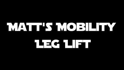 Leg Lift