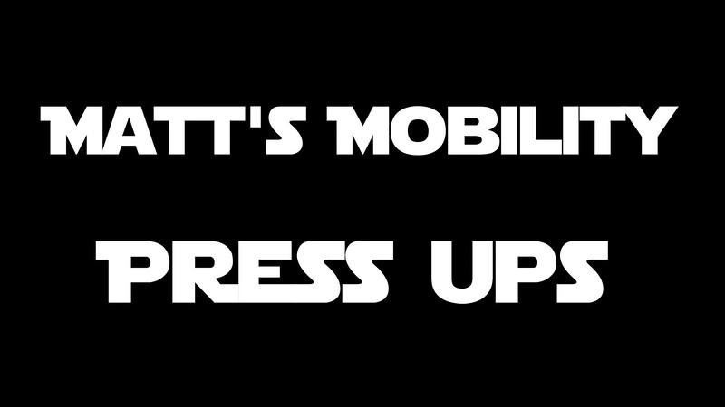Press Ups