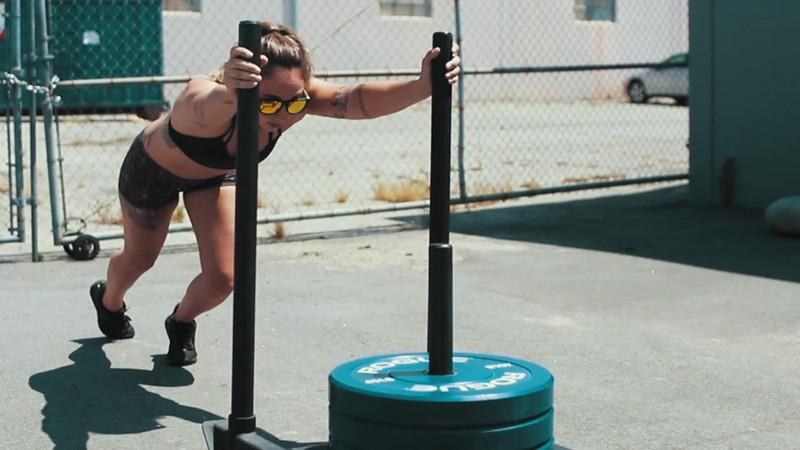 Jordan's Workout