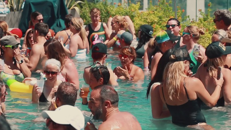 L&B Pool Party