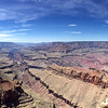 We'll have many spectacular views of Grand Canyon vistas. Photo by guide Cory Gregory.