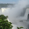 The thundering Iguazu Falls by participant Susan Disher