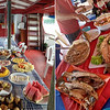 There's some great food along the way...here's some on the boat! Photos by Paulo Gois.