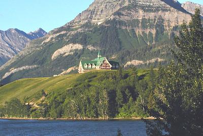 Waterton Lakes NP, by guide Jay VanderGaast