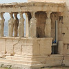 Erechtheion at the Acropolis, by guide Megan Edwards Crewe