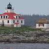 Egg Rock Lighthouse near Bar Harbor, by guide Eric Hynes