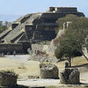 Part of the Zapotec masterpiece of Monte Alban--we take time for an informative visit. Photo by participant Alan Abel.