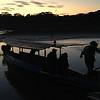 Dawn along the Rio Tambopata, by guide Dave Stejskal