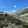 In the Sierra de Gredos, by guide Chris Benesh