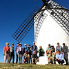 Our group in La Mancha, by participant Chuck Holliday