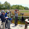Birding with Godfried Schreur in the lead, by participant Chuck Holliday