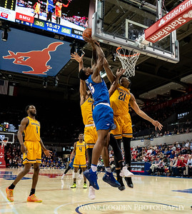 SMU Men's Basketball 3-3-2019