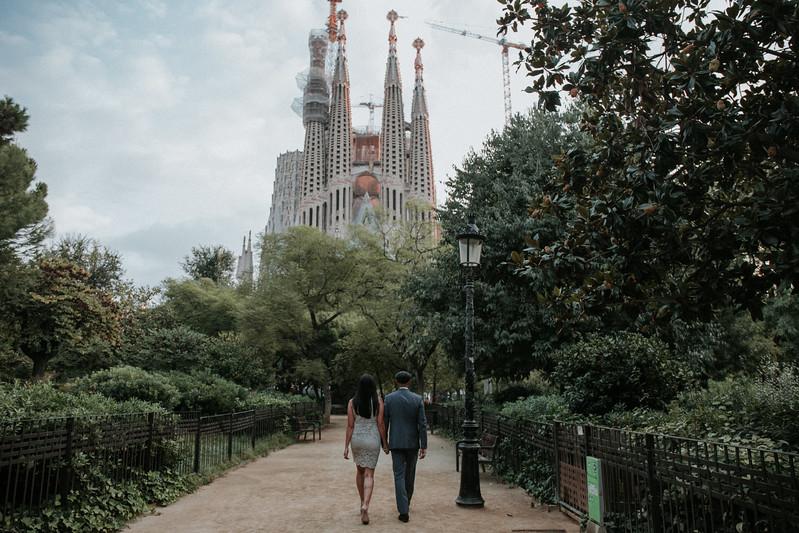 Couple photos   Barcelona, Spain