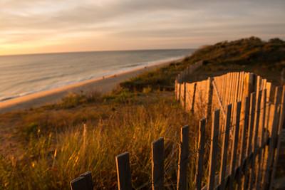 Nauset Beach morning light