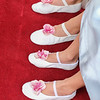 Bridesmaids ballet shoes