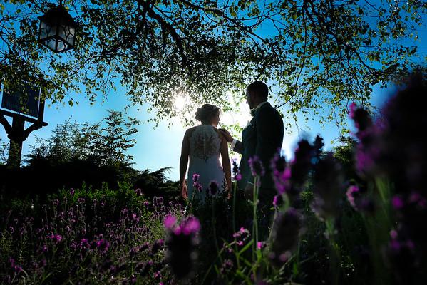 compass inn tormarton wedding steve and terri