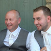groom and brides father