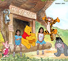 Fun with Pooh at Disney's Epcot