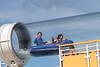 The Aquaduck aboard the Disney Dream