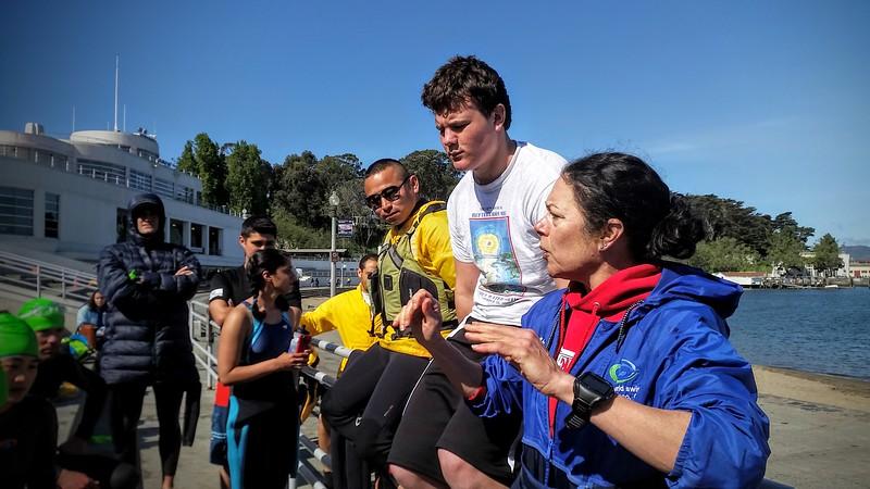 Spring Training with Oakland Triathlon Club