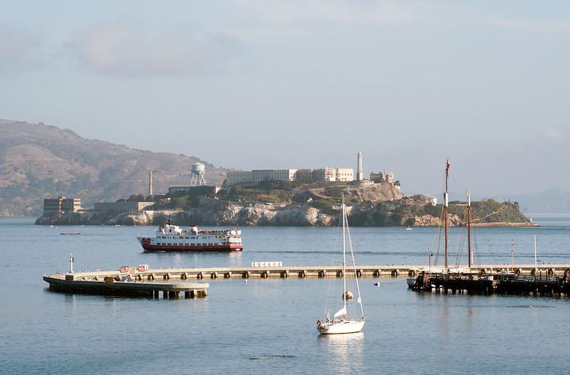 Alcatraz Swim with the Centurions