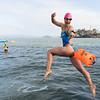 Mitali's 50th and Anaya's 40th Alcatraz crossings- San Francisco, CA