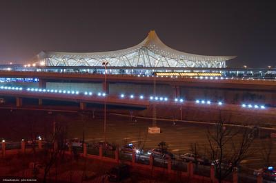Kunming Airport, China