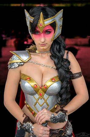 Lady Sif (Marvel) - peacel0vej0anna
