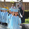 Leah Kindergarten graduation, June 18, 2014
