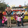 Visiting Florida Legoland with the Soo family, Jan 4, 2014