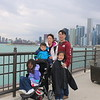 On the Navy Pier in Chicago on March 30, 2016