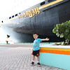 The Disney Dream in Nassau, Bahamas