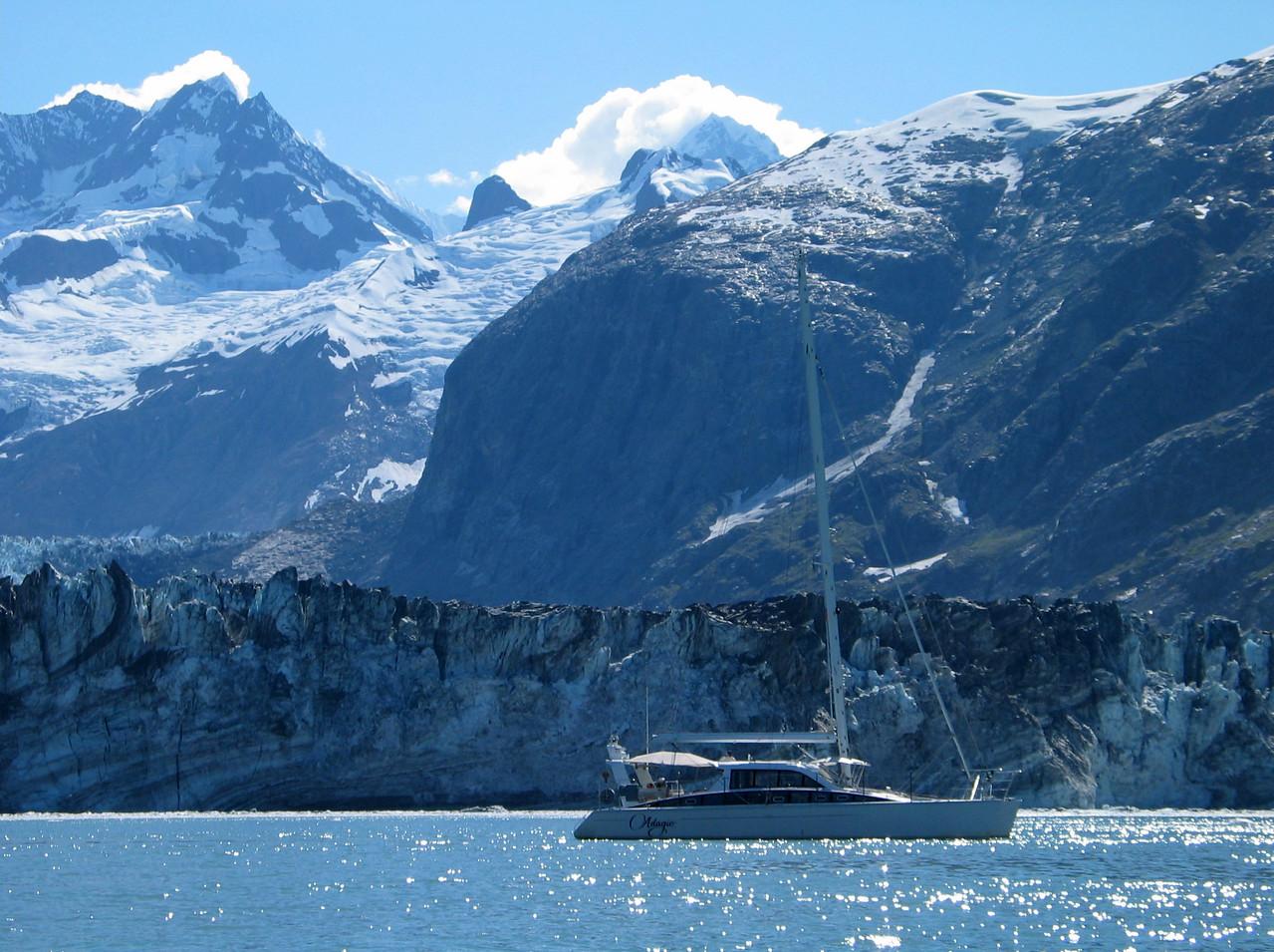 ADAGIO at Johns Hopkins Glacier