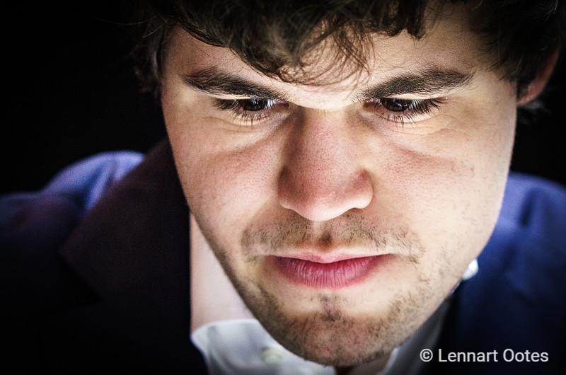 Magnus Carlsen, Stavanger 2017