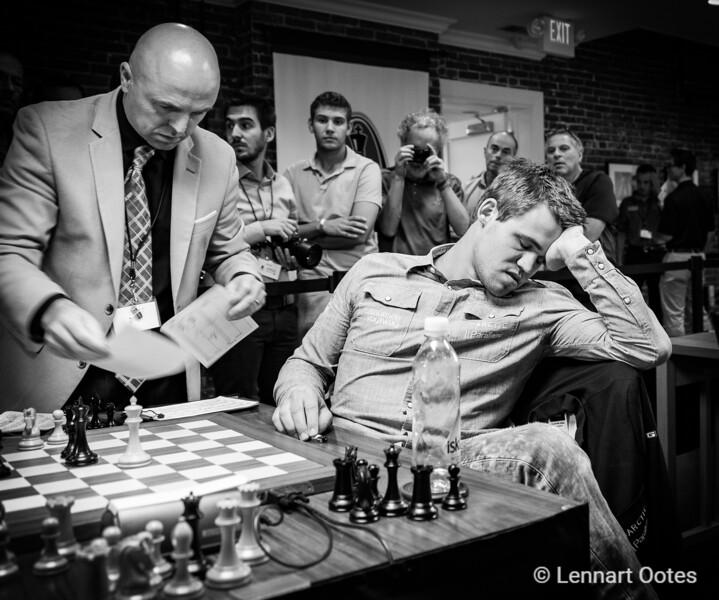 Magnus Carlsen, Saint Louis 2015